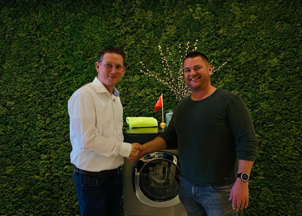 Partnerschap Laundry Expert en Rodus Professional